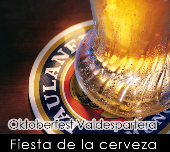 fiesta de la cerveza Oktoberfest Valdespartera