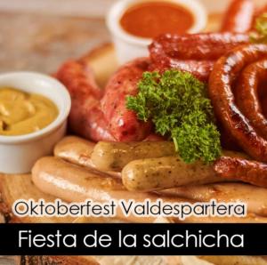 Fiesta de la salchicha oktoberfest