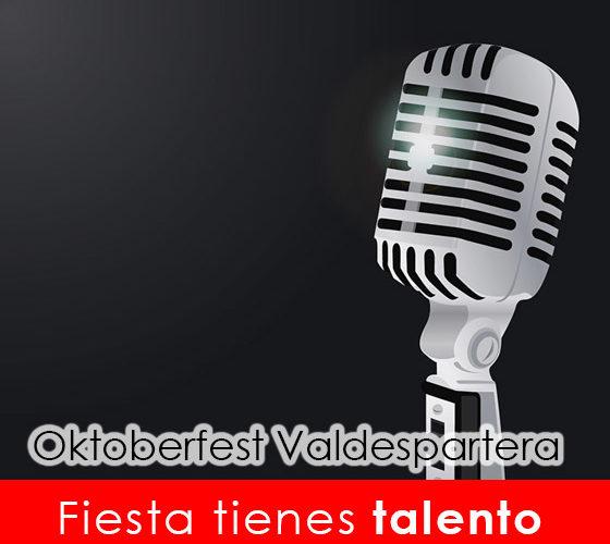 Fiesta tienes talento Oktoberfest