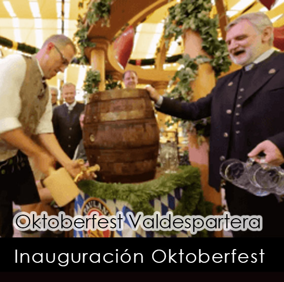 Inauguracion Oktoberfest Valdespartera