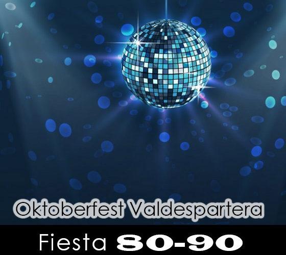 fiesta 80-90 oktoberfest Valdespartera Zaragoza
