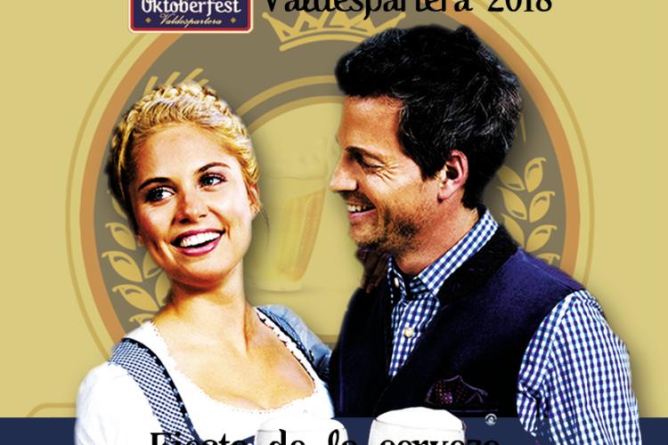 Sorteo invitación a la Oktoberfest Valdespartera 2018